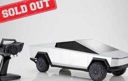 Hot Wheels comenzará la entrega de miniaturas Cybertruck de Tesla