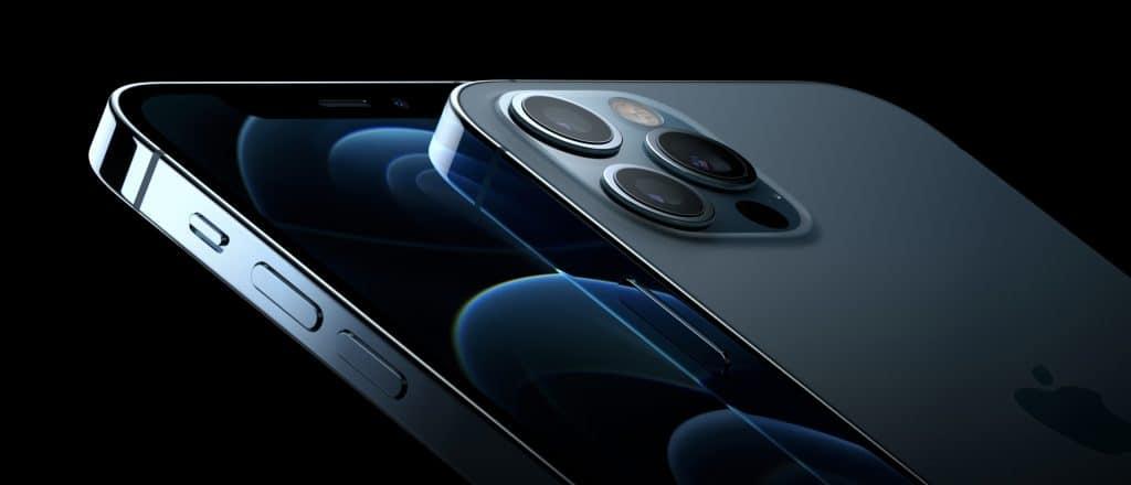 Apple iPhone 12 Pro: traseira e câmeras.