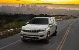 Jeep Wagoneer 2022 terá Amazon Fire TV embutido