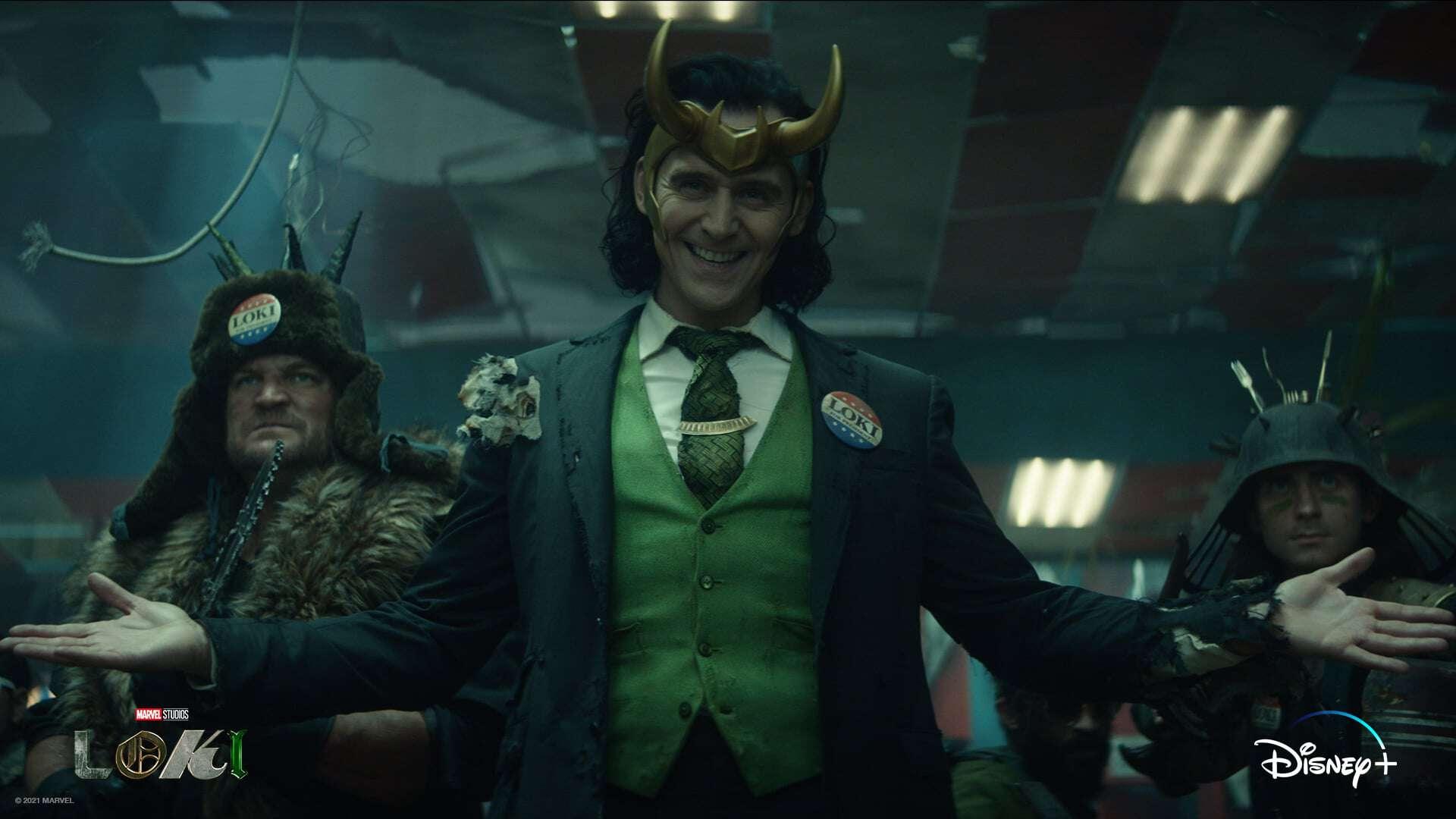 Loki', série da Marvel exclusiva da Disney+, ganha primeiro pôster