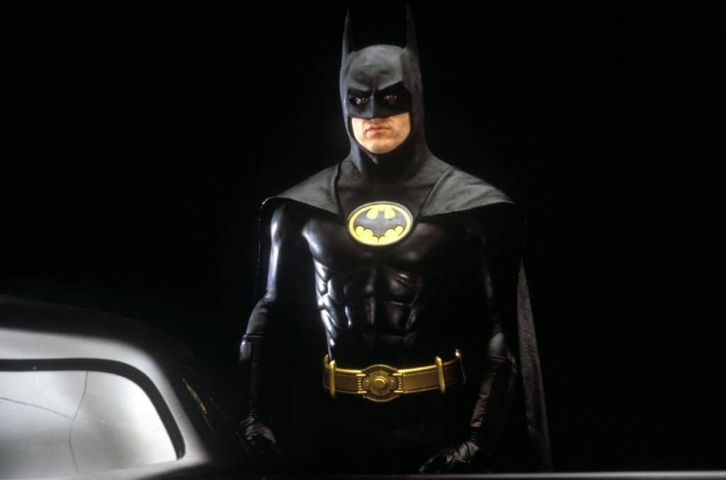 Michael Keaton vestiu o uniforme do Batman pela primeira vez em 1989. Imagem: Warner Bros/Divulgação