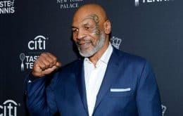 A vida de Mike Tyson pode virar série com Jamie Foxx, Antoine Fuqua e Martin Scorsese