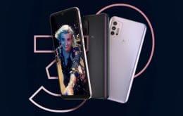 Motorola lança Moto G10 e G30 com bateria de 5.000 mAh e quatro câmeras