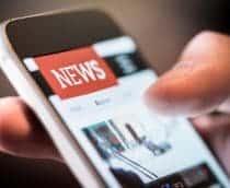 Metade dos norte-americanos consome notícias pelas redes sociais