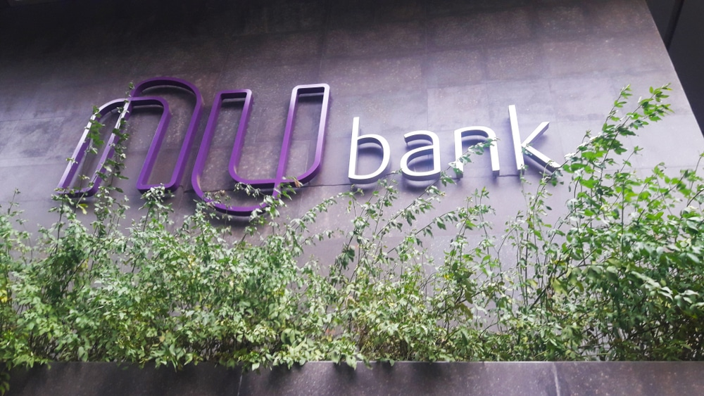 Fachada do prédio do banco digital Nubank