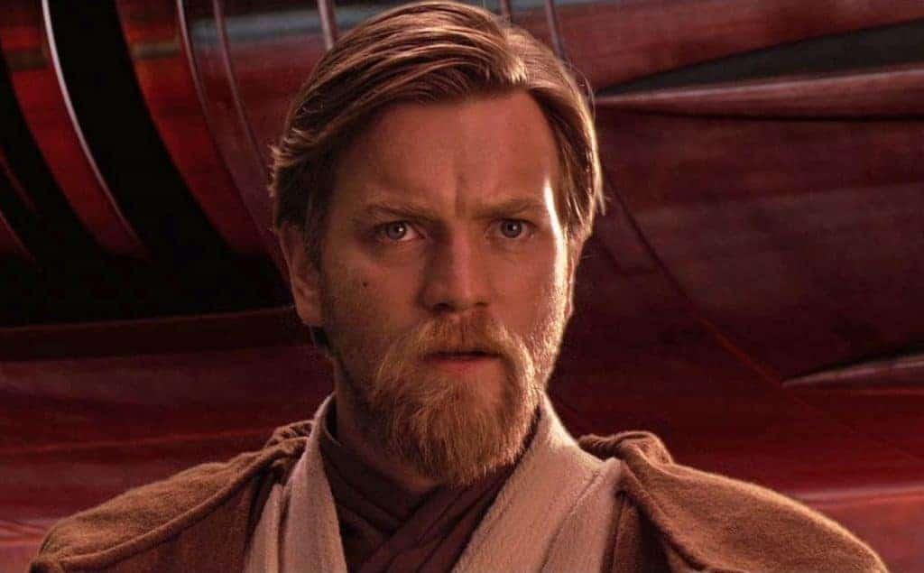 """Imagem mostra o ator Ewan McGregor como Obi-Wan Kenobi, personagem de """"Star Wars"""""""