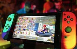 Nintendo confirma ano recorde com o Switch se aproximando de 85 milhões de unidades vendidas