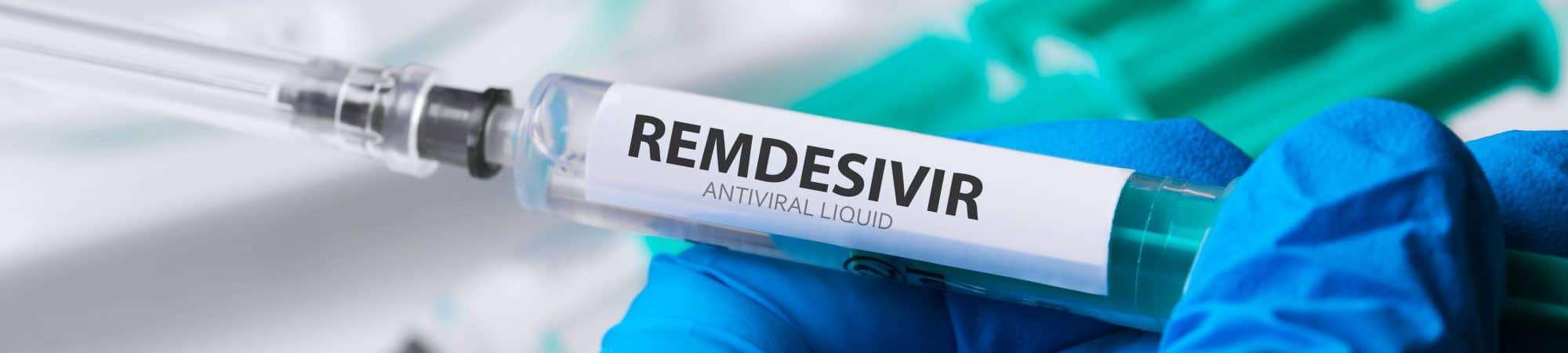 Remdesivir é aprovado pela Anvisa para pacientes com Covid-19