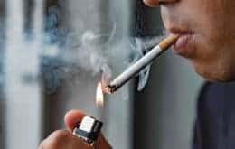 Fumaça de cigarro pode potencializar problemas respiratórios da Covid-19