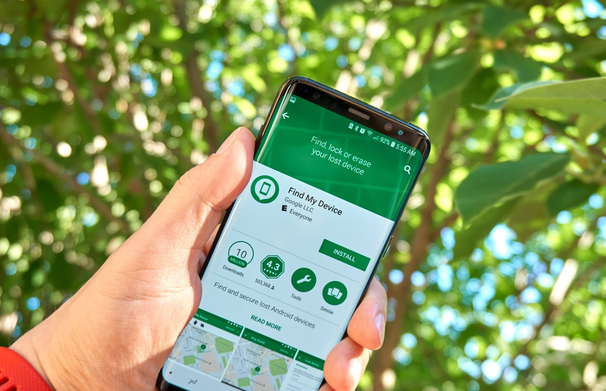 Google Find My Device: how to track your phone with the tool? - Olhar  Digital