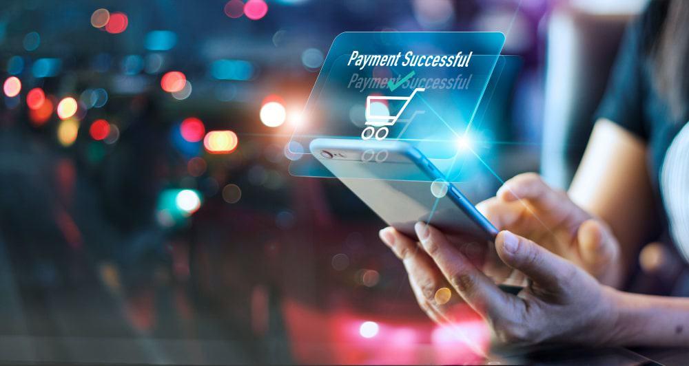 pagamento móvel