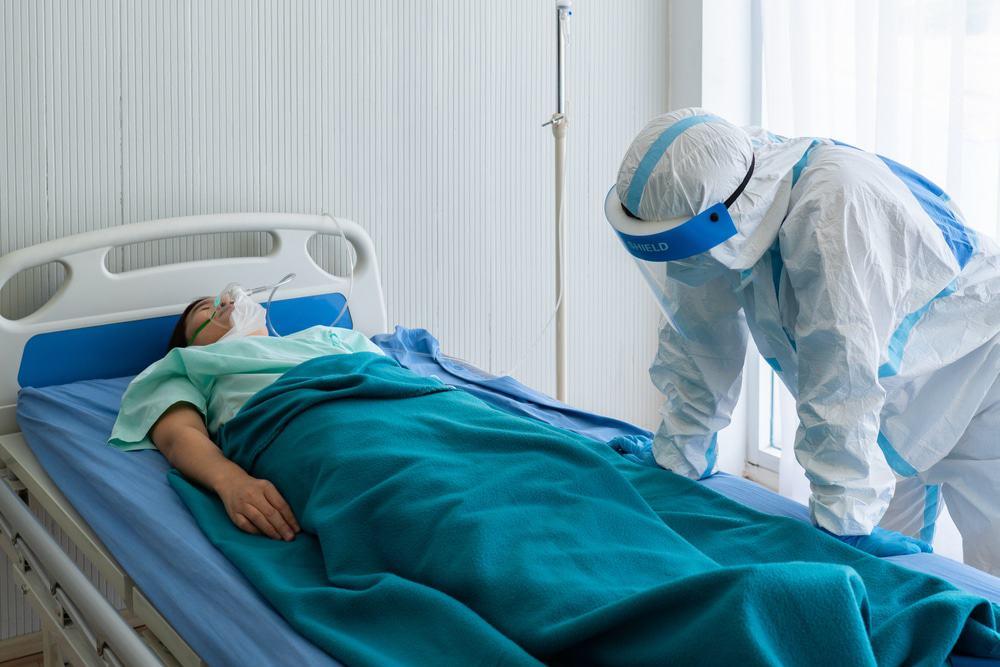 Cinco pessoas entram na fila para transplante de fígado e outras três morrem após usar o kit Covid