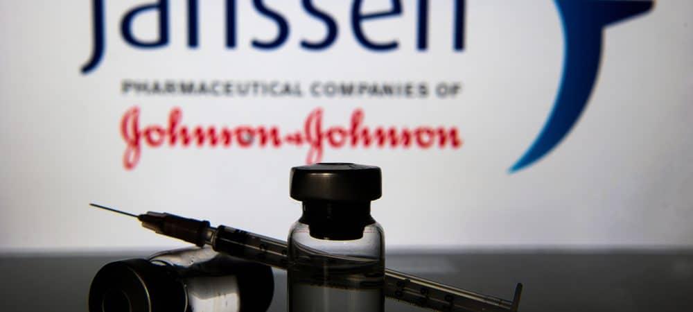 Anvisa recebe pedido da Janssen para uso emergencial da vacina
