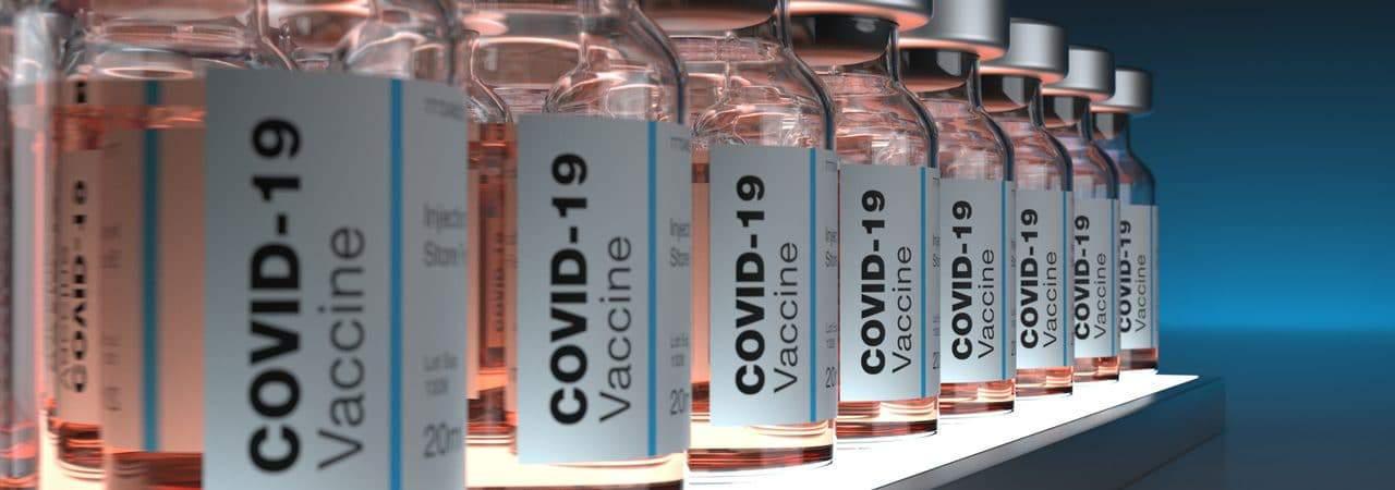 Lote de vacinas contra a Covid-19