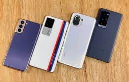 AnTuTu libera top 10 de celulares mais poderosos de fevereiro