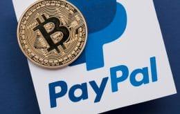 PayPal libera pagamentos com criptomoedas em compras nos EUA