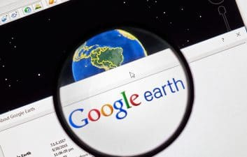 Time travel: Google Earth shows the Earth's past in high definition videos