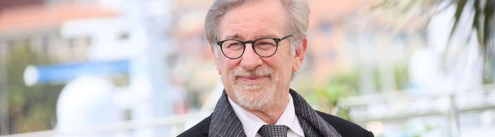 Steven Spielberg participa do 'The BFG (Le Bon Gros Geant - Le BGG) durante o 69º Festival de Cinema de Cannes. Imagem: Denis Makarenko/Shutterstock