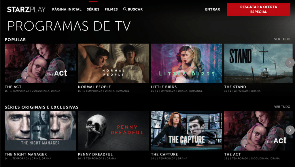 starzplay streaming de filmes e séries