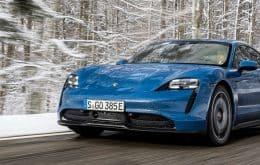 Assinatura da Porsche inclui carro elétrico Taycan por US$ 2,5 mil