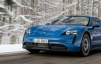 La suscripción a Porsche incluye el auto eléctrico Taycan por $ 2,5