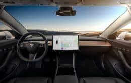 Tesla afirma que software dos carros nunca será totalmente autônomo