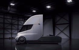 Tesla Semi: novo caminhão de Elon Musk é visto em testes nos EUA