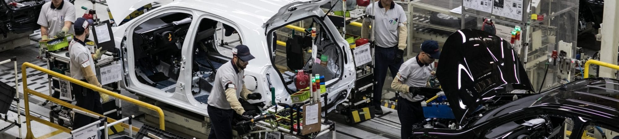 Toyota factory in Sorocaba (SP). Image: Toyota / Disclosure