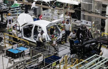 Covid-19 forces Toyota factories in Brazil to stop for at least ten days