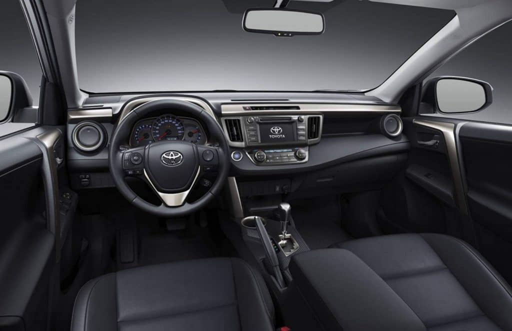 The problem was found in SUVs manufactured between 2013 and 2018. PHOTO: Toyota / Disclosure