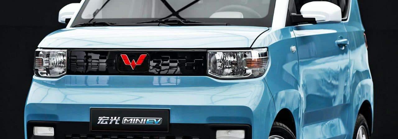Hongguang Mini EV foi o carro elétrico mais vendido de janeiro de 2021.