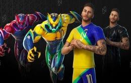 Neymar Invitational: Copa de Fortnite reúne influenciadores pela chance de jogar com o craque