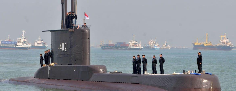 indonesian submarine