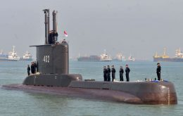 Indonesian Navy confirms: submarine sank and no survivors