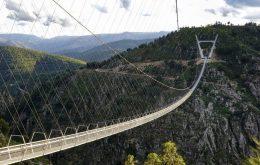Portugal inaugura maior passarela suspensa do mundo
