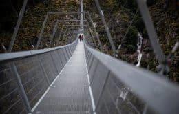 Haja coragem! Maior passarela do mundo em Portugal está a 175m de altura
