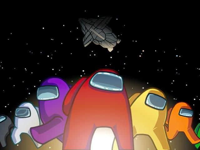 Among Us terá lançamento para PlayStation 5 (PS5) e PS4 no fim de 2021. Imagem: Inner Sloth/Divulgação