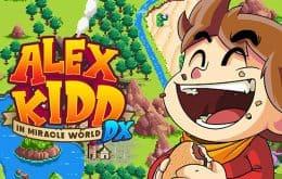 'Alex Kidd in Miracle World DX': jogo chegará ao Brasil antes do lançamento oficial
