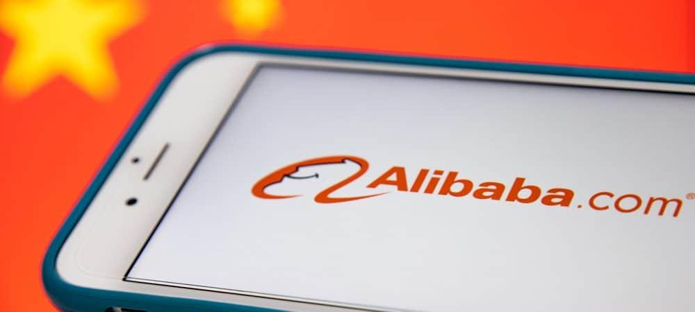 Logo da Alibaba Group