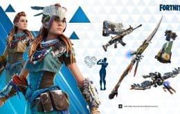'Fortnite' receberá Aloy, de 'Horizon Zero Dawn'; saiba como ganhar a personagem