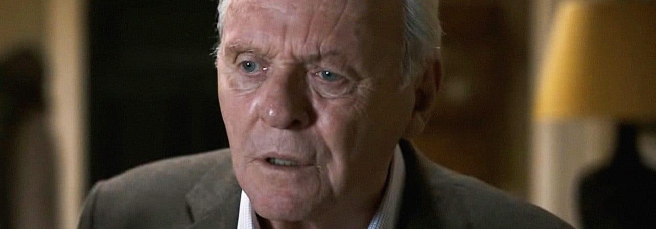 Anthony Hopkins won Oscar for best actor for his role in the film 'My Father'. Image: Lionsgate / Disclosure