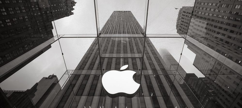 Apple. Imagem: Shutterstock