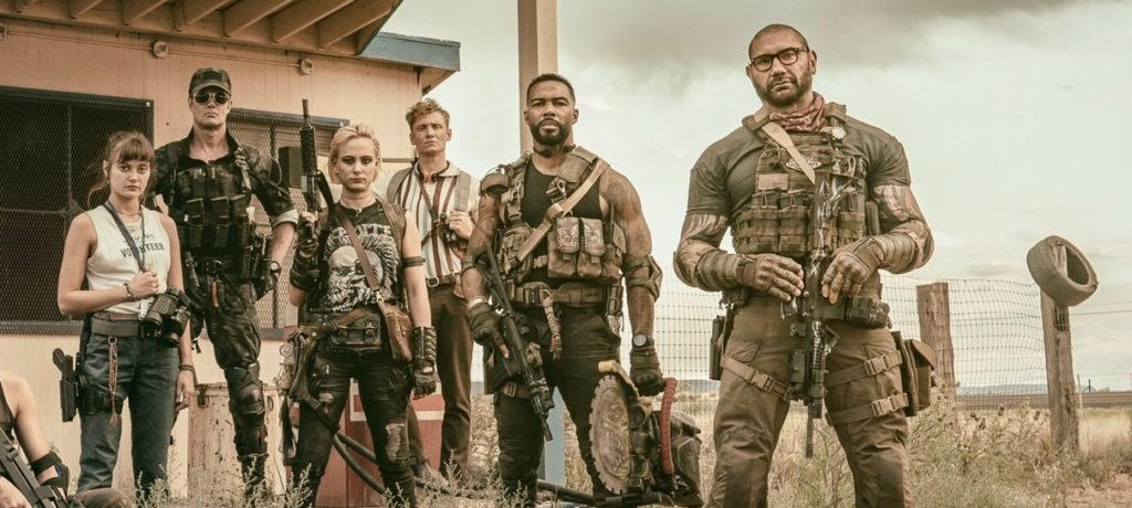 'Army of the Dead', by Zack Snyder. Image: Netflix / Disclosure