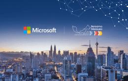 Microsoft investirá US$ 1 bilhão em seu primeiro datacenter na Malásia