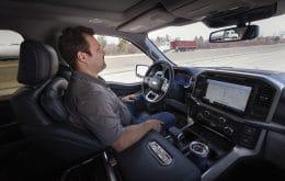 """""""Sin manos"""": Ford lanza un sistema de dirección semiautónomo"""