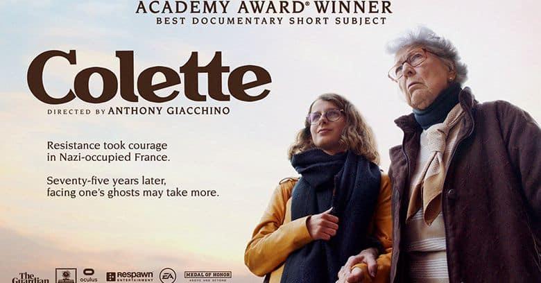 A indústria de games ganha seu primeiro Oscar com o curta-documentário 'Colette'. Imagem: The Guardian/Divulgação