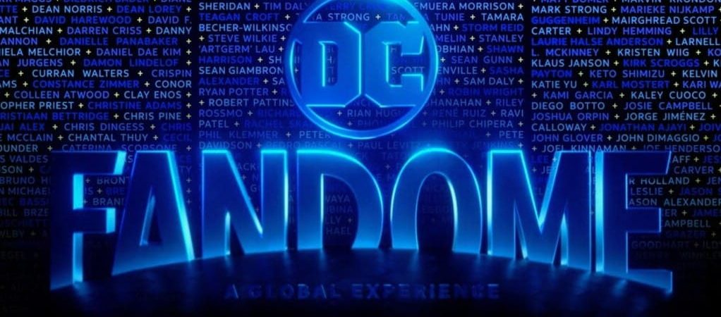 DC Fandome 2021. Imagem: Divulgação