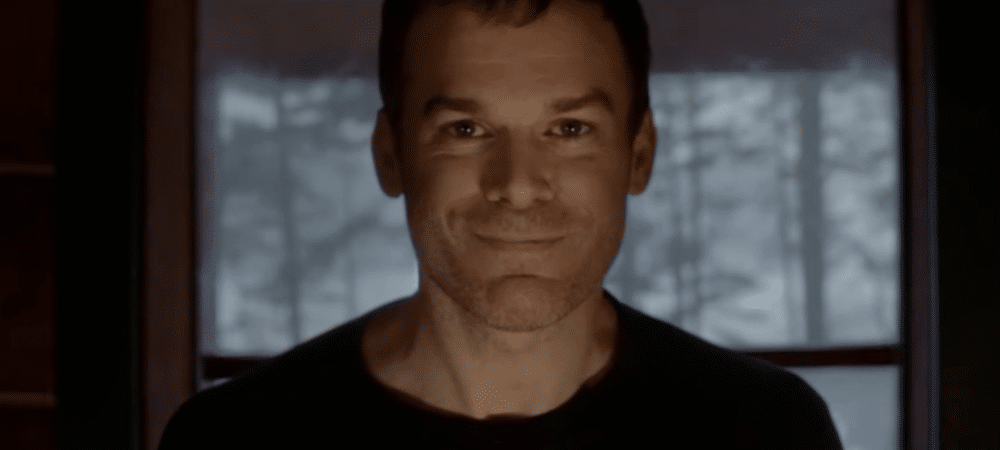 Cena do Teaser do revival de Dexter