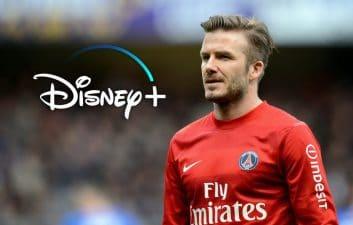 David Beckham protagonizará 'Save Our Squad', nueva serie de Disney +