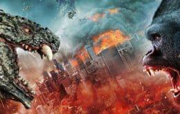 """'Ape Vs Monster': conheça versão """"baixo orçamento"""" de 'Godzilla Vs Kong'"""